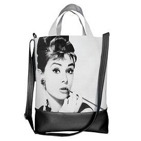 Міська сумка City Одрі Хепберн