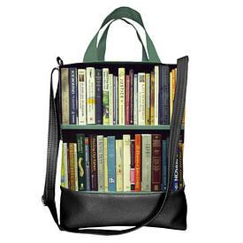 Городская сумка City Полка с книгами