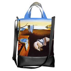 Городская сумка City Сальвадора Дали - Время