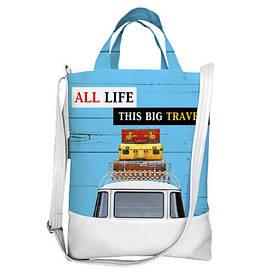 Городская сумка City All life this big travel