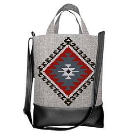 Городская сумка City Этно орнамент