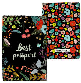 Обложка на паспорт Best passport
