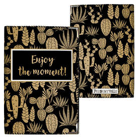 Обкладинка на паспорт Enjoy the moment!