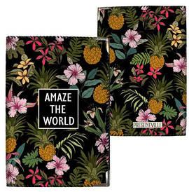 Обкладинка на паспорт Amaze the world