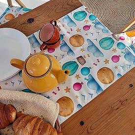 Доріжка на стіл (раннер) Кулі