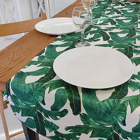 Доріжка на стіл (раннер) Листя