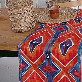 Доріжка на стіл (раннер) Етно стиль