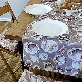 Доріжка на стіл (раннер) Столовий сервіз