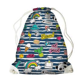Рюкзак-мешок MINI Стикеры