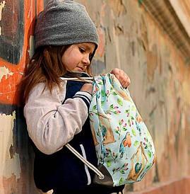 Рюкзак-мешок MINI Скворечники