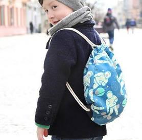 Рюкзак-мешок MINI Космонавты