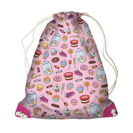 Рюкзак-мешок MINI Вкусняшки