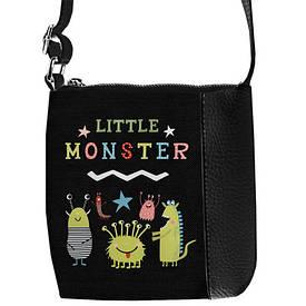 Сумка детская Little prince/princess Little monster