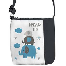 Сумка детская Little prince/princess Dream big