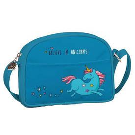 Сумка для підлітків Junior girl Єдиноріг Believe in unicorns