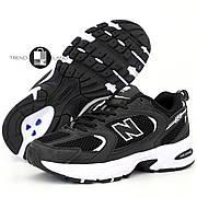 Женские кроссовки в стиле New Balance 530 | Black