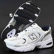 Женские кроссовки в стиле New Balance 530 | White