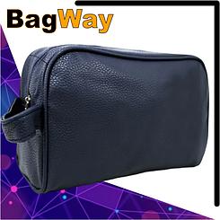 Компактна і зручна сумка-косметичка для подорожей одне відділення два кольори Розміри: 25х15х10