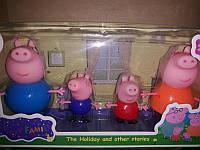 """Набор фигурок """"Peppa Pig"""""""