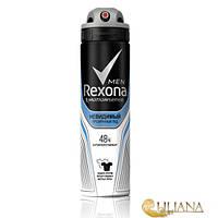 Дезодорант-Антиперспирант мужской Rexona Спрей   M  Прозрачный лед