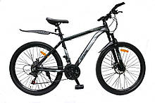 Велосипед SPARK TRACKER 26-AL-18-AM-D (Синий с голубым)
