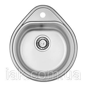 Кухонна мийка ULA 4450 R Micro Decor (ULA4450DEC08)