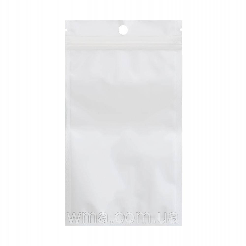 Кульки Для Упаковки 100 штук 10*18 6A Характеристики Белый