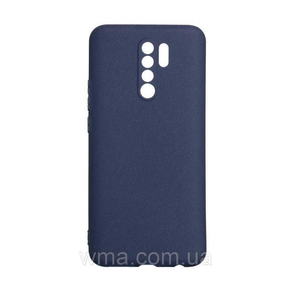 Чохол SMTT Xiaomi Redmi 9 Колір Синій