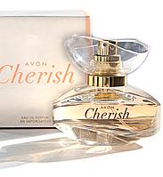 Женская парфюмированная вода Cherish (50 мл) Avon, чериш эйвон, черіш ейвон, чэриш эйвон