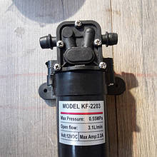 Насос для акумуляторного обприскувача 12 вольт 2203