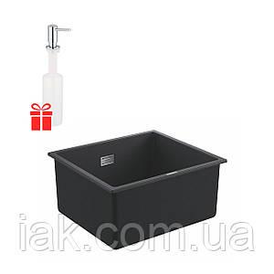 Набір Grohe мийка кухонна K700 Undermount 31653AP0 + дозатор для миючого засобу Contemporary 40536000