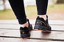 Кроссовки женские Asics Gel-Quantum Black Orange, фото 6