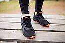 Кроссовки женские Asics Gel-Quantum Black Orange, фото 8