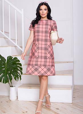 Элегантное женское платье из льна, фото 2