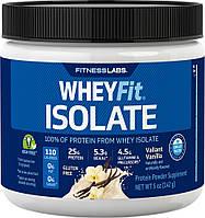 Сывороточный изолят Fitness Labs Whey Protein Isolate WheyFit 142 г (4 порц.)