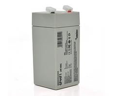 Аккумулятор   4 V  4 Ah ( 47 x 47 x 100 MERLION AGM GP44M1 (105 ) ) Q30