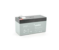 Аккумулятор 12 V  1.3 A AGM GP1213F1 12 V 1,3Ah  ( 97 x 44 x 50 (55) ) Q20 MERLION