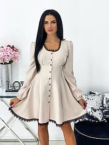 Приталенное платье 1420 (АА)
