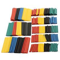 Набор термоусадок (8 размеров 4 цвета)