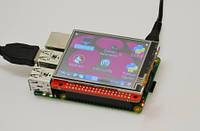 Сенсорный дисплей для Raspberry Pi 2