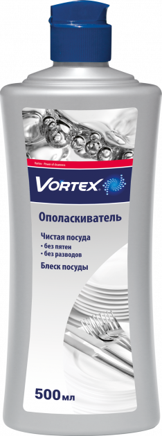 Ополаскиватель Для Посудомоечной Машины Vortex 500 Мл (4823071630961)