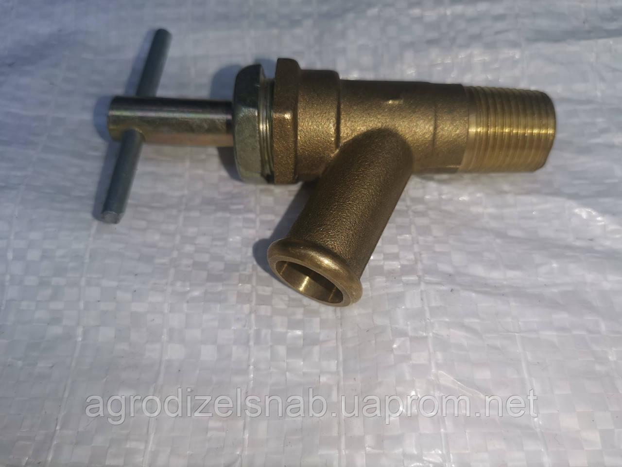 Кран зливної системи охолодження ВС-11 (МТЗ, Д-240) КР-29