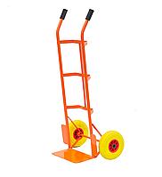 Тележка двухколесная  Orange 2301 Пенополиуретановые колеса
