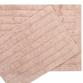 Набір килимків Shalla - Dax mercan кораловий 40*60+50*80
