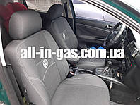 """Чехлы на сиденья Volkswagen Golf 4 1997-2003 / автомобильные чехлы на Фольксваген Гольф 4 """"Nika"""""""