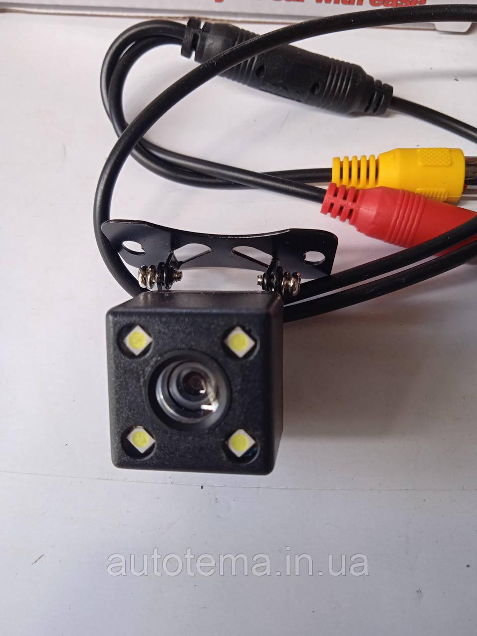 Камера заднего ВИДА c LED подсветкой HD