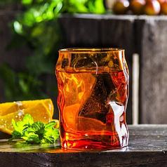 Склянка 300мл Помаранчовий SORGENTE