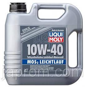 LM 4л LEICHTLAUF MoS2 10W-40 Масло моторное полусинтетическое
