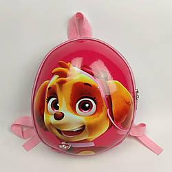 Детский рюкзак Веселые щенята розовый