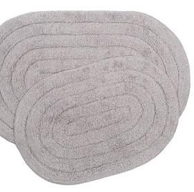 Набір килимків Shalla - Edna lila ліловий 40*60+50*80
